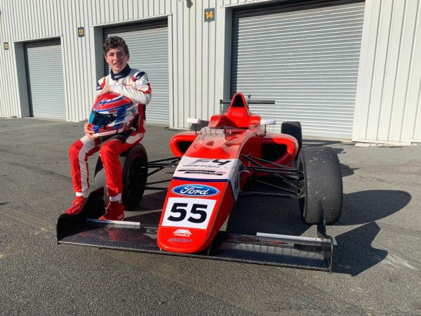 Roman Bilinski confirmed at Arden for 2020 British Formula 4 season