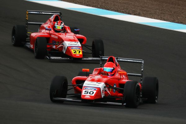 Arden Motorsport aiming for British F4 silverware at Silverstone