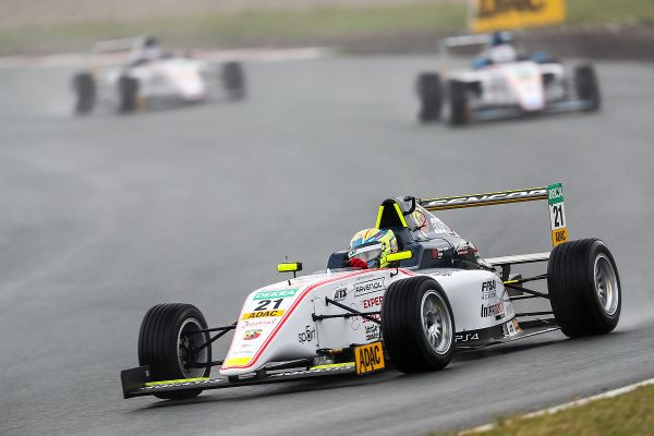 Zandvoort ADAC Formula 4 Qualifying 1 classification