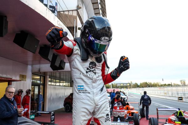 Fernando Alonso's Team FA Racing by DRIVEX seals F4 Spain titles in dominant form