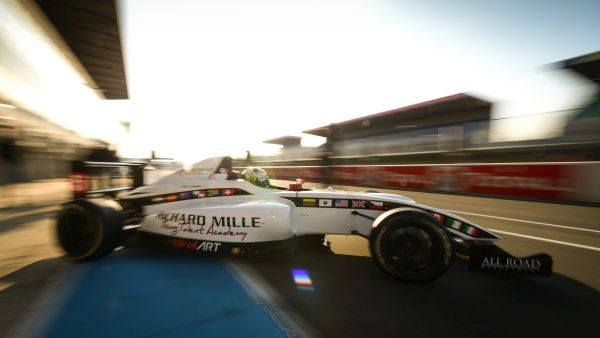 Richard Mille Young Talent Academy - 18 drivers selected for the 2nd edition