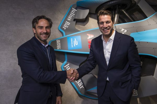 Julius Baer extends partnership with Formula E until end of 2022/23 season
