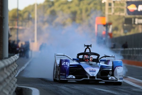 BMW i Andretti Motorsport preview for the Diriyah E-Prix, track facts