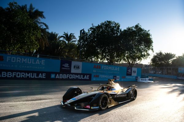 Great pace despite challenges for DS TECHEETAH in Diriyah