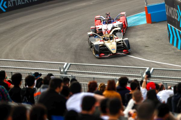 Tough start of the season for DS Techeetah