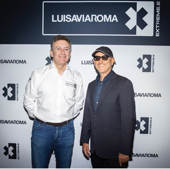 Extreme E welcomes LuisaViaRoma as Official Fashion Partner