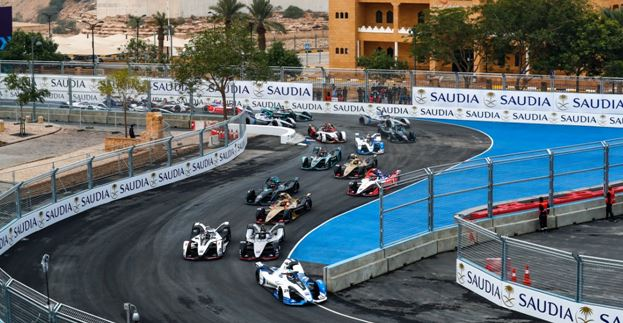 Saudi Arabian Airlines to be race title sponsor for Formula E season opener in Diriyah