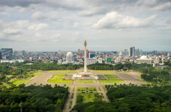 Formula E to race around iconic National Monument in Indonesian capital Jakarta in season six