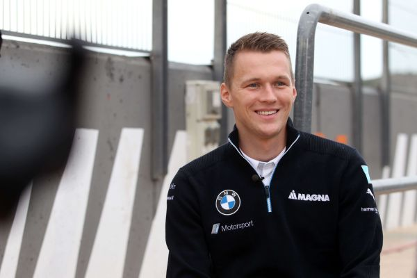 Maximilian Günther ready for his second season in Formula E