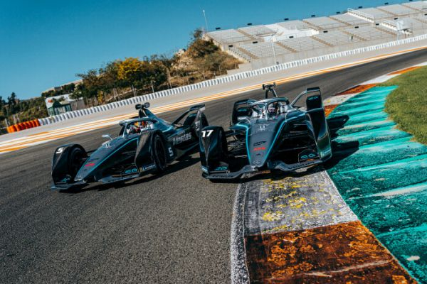 Formula E: Diriyah E-Prix 2019 Race debut for the Mercedes-Benz EQ Formula E Team
