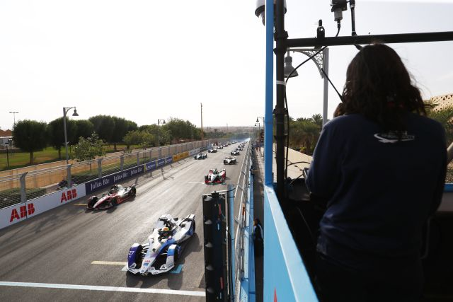 Saudia Diriyah ePrix results and standings