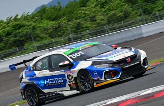 Fresh line-up for KCMG at Motegi Super Taikyu round