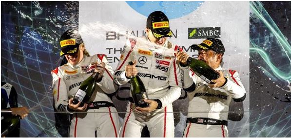 Victory for Strakka Racing at Suzuka 10 Hours
