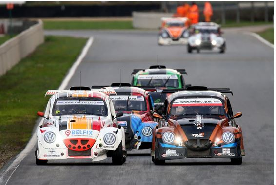 VW Fun Cup powered by Hankook - Review Zolder Fun Festival