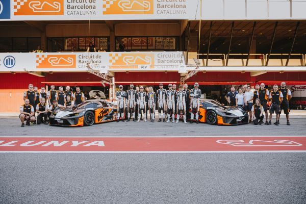 KTM wins the SPX class at the 24h Barcelona