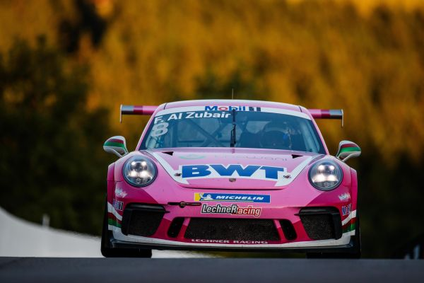 Oman's Al-Zubair looks to wrap up Porsche Mobil 1 Super Cup campaign with top finish in Mexico