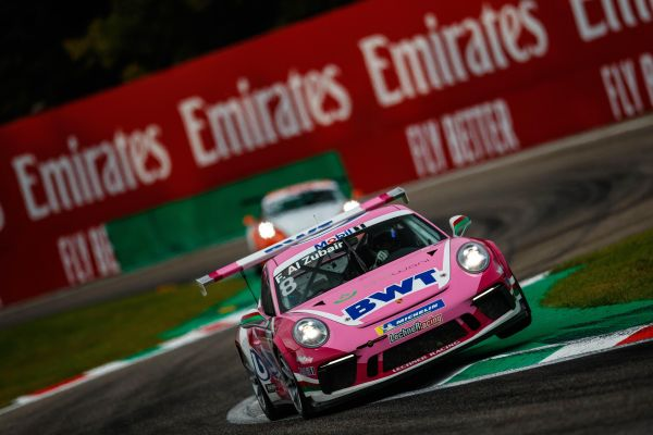 Oman's Al-Faisal Al-Zubair qualify seventh for Porsche race at Monza