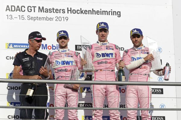 Fifth win of the season for Michael Ammermüller – title fight remains thrilling