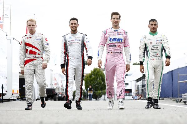 Thrilling finale: Four drivers vie for championship title in Mexico