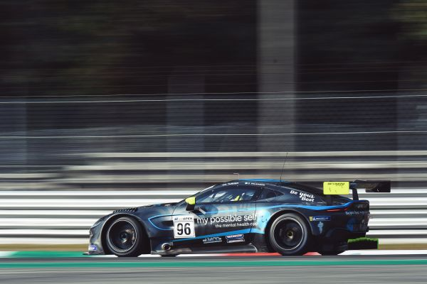 Wilkinson & Turner deliver stand-out final GT Open podium at Monza