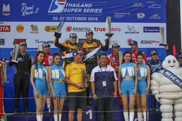 B-Quik takes the triple crown at Thailand Super Series finale