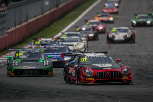 Blancpain GT World ASIA - GT3 Choi's title to lose in Shanghai?