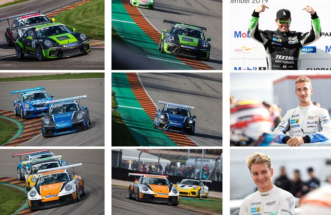 BLACK FALCON and Carlos Rivas win Carrera Cup championship title