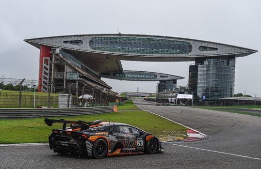 FFF Racing Team by ACM to the World Finals as leader of the Super Trofeo Asia