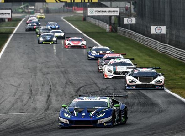 Lamborghini celebrates perfect year winning IMSA GTD Constructor title and GT Open Championship