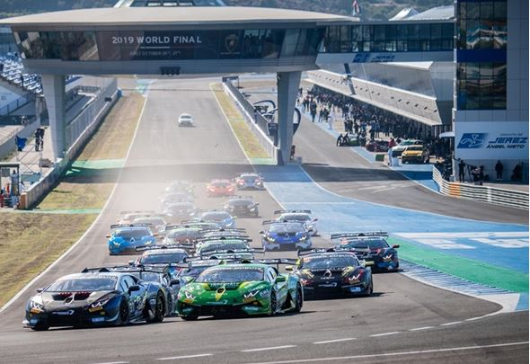 Regional Lamborghini titles decided on opening day of World Finals at Jerez