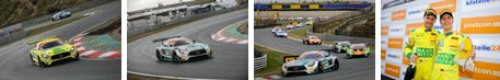 Successful debuts and three podium finishes in the 'Dunes Classic' at Zandvoort