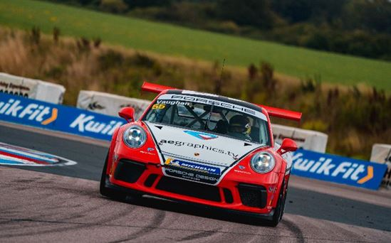Motorbase Performance hunting Silverstone success as Porsche Carrera Cup GB tackles the GP circuit