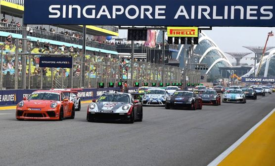 Registration for 2020 Porsche Carrera Cup Asia season opens, as calendar announced