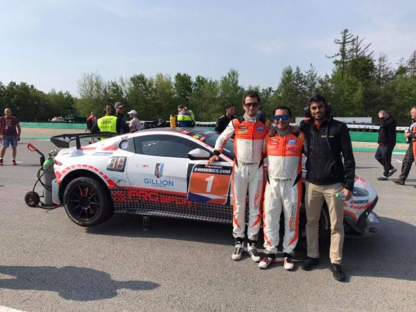 24h Barcelona - Verdonck and Gillion point hunting at the final