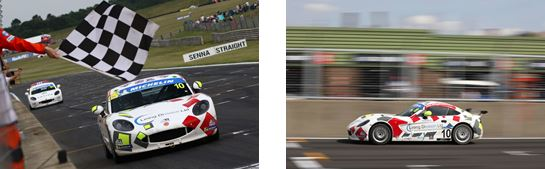 More Ginetta Junior success for Richardson Racing at Snetterton