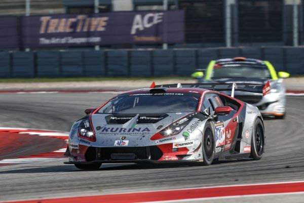 Aleksander Schjerpen heads stateside for 24H Series return