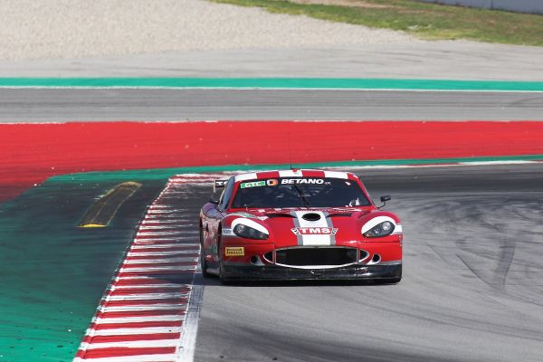Tockwith Motorsports raises the game in GT4 South European Series