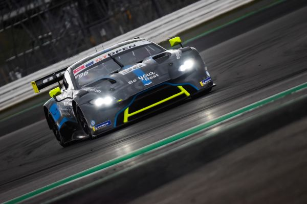 Wilkinson determined to bounce back in GT Open at Barcelona