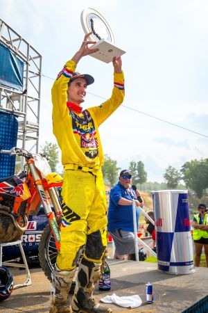 Musquin fights for a solid podium at penultimate round of AMA Pro Motocross Championship