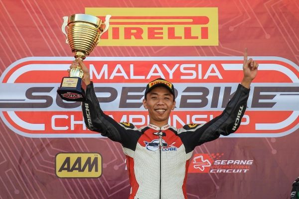 Malaysia Superbike Championship: Two titles for BMW S 1000 RR racers