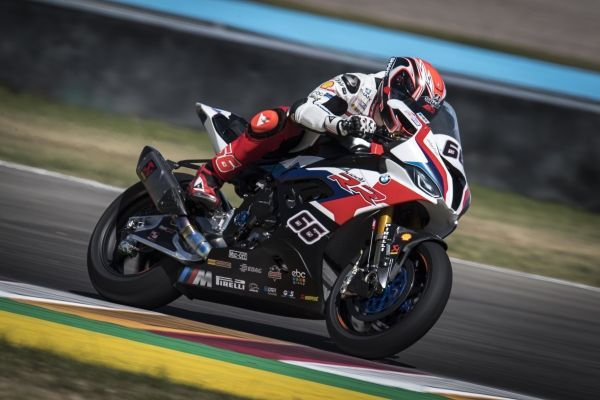 BMW Motorrad WorldSBK Team defies tricky conditions at San Juan