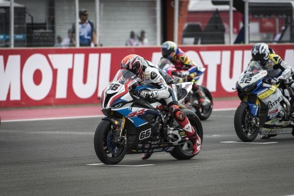 BMW Motorrad WorldSBK Team's hard work goes unrewarded in San Juan on Sunday.