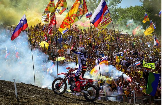 Coldenhoff and Prado victorious in Imola as Gajser is the 2019 MXGP Champion