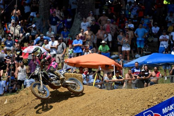Monster Energy Star Yamaha Racing Team's Justin Cooper Lands on the Podium