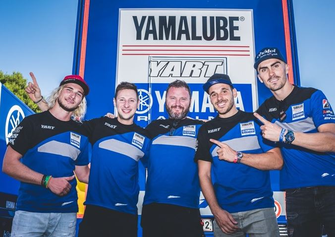 Pole Position for YART Yamaha EWC at the Bol d'Or