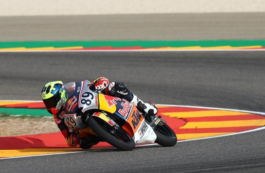 Red Bull MotoGP Rookies - Aragón armada for the home boys headed by Marcos Uriarte