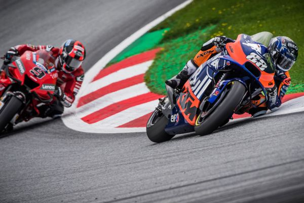 Oliveira shines at Austrian Grand-Prix
