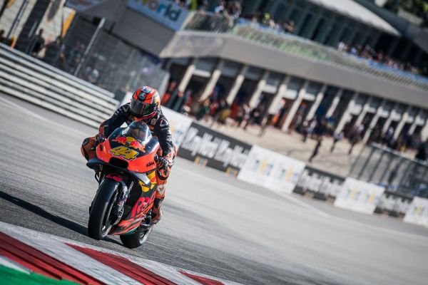 Another Q2 slot for Pol Espargaro at Red Bull KTM's home Grand-Prix