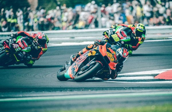 Top ten for Pol Espargaro at British GP thriller