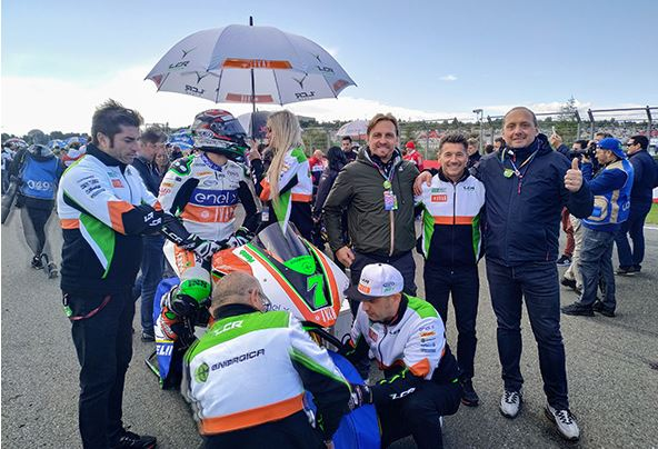 Mixed day for LCR E-Team riders at Valencia Finale